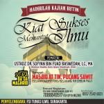 "Download Kajian, ""Panduan Menuntut Ilmu – Syarh Kitab Tashilul Wushul Ila Fahmi Ilmil Ushul"" Ustadz Dr. Sufyan Baswedan, M.A"