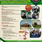 Info Pendaftaran Pondok Pesantren Islam Al-Ittiba', Juwieing, Klaten
