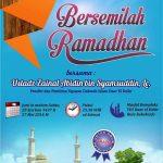 """Info Kajian, """"Bersemilah Ramadhan"""" Ustadz Zaenal Abidin, Lc (Jum'at, 27 Mei 2016)"""