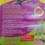 Info Semarak Solo Muslim 2016, Sabtu – Rabu, Surakarta (28 Mei – 1 Juni 2016)