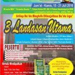 Info Dauroh Islam Dasar 7 Hari Angkatan ke-1, Surakarta (15 Juli – 21 Juli 2016)
