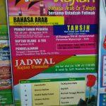 Jadwal Kajian Muslimah Wilayah Wonorejo