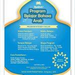 Info SABAR (Studi Bahasa Arab Dasar) Angkatan ke-II Khusus Muslimah di Kampus UNS