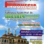 """""""Nikmat Aman di INDONESIA dan Kiat-kiat Menjaganya"""" – Fadhilatusy Syaikh Prof. Dr. IBRAHIM bin Amir Ar-Ruhaili -hafizhahullah-"""