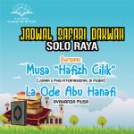 Safari Dakwah Musa Hafidz Cilik di Solo, Surakarta