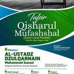 Tafsir Qisharul Mufashshal ( Surat-surat Pendek ) Bersama Al Ustadz Dzulqarnain bin Muhammad Sunusi