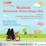 KAJIAN AKBAR MUSLIMAH SURAKARTA 28 MARET 2017