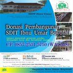 Donasi Pembangunan SDIT Ibnu Umar Boyolali