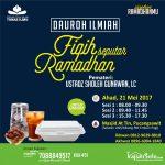 "Info Dauroh, ""Fiqih Bulan Ramadhan"" bersama Ustadz Sholeh Gunawan, Lc (Surakarta, Ahad, 21 Mei 2017)"