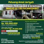 Laporan Pemasukan & Pengeluaran Donasi Renovasi Masjid At Tin