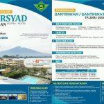 Penerimaan Santri Ponpes Al Irsyad Tengaran 2018/2019