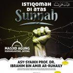 Tabligh Akbar Syaikh Prof. Dr. Ibrahim bin Amir Ar Ruhaily