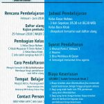 Pendaftaran Kelas Studi Dahasa Arab Dasar (SABAR) FSI Tunas Ilmu (Khusus Ikhwan)