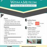 Kos Mahasiswa Muslim Tunas Ilmu