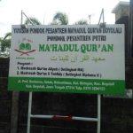 I'tikaf pondok pesantren Ma'hadul Qur'an boyolali