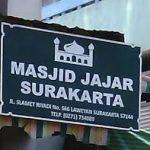 Dauroh & I'tikaf akhir Ramadhan ke-12, tahun 1439 H Masjid Jajar Surakarta