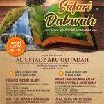 Safari Dakwah Ustadz Abu Qotadah di Solo Raya