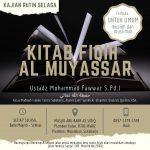 KAJIAN ISLAM ILMIAH RUTIN MASJID ABU BAKR AS-SIDDIQ MOJOLABAN