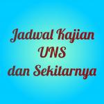 Jadwal Kajian Daerah Universitas Sebelas Maret (UNS Solo) dan Sekitarnya